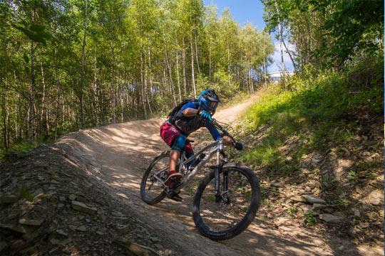 Mountain Bike Parks in Poland
