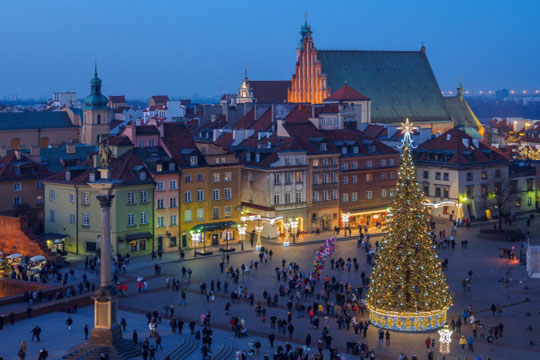 e407f28263d2 Visit Warsaw in wintertime for truly remarkable experience