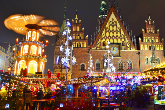 Best Christmas markets in Poland