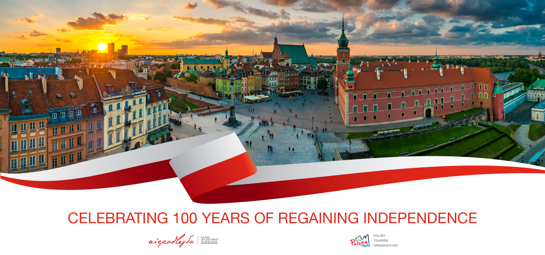 Poland is celebrating a 100th anniversary of regaining its Independence