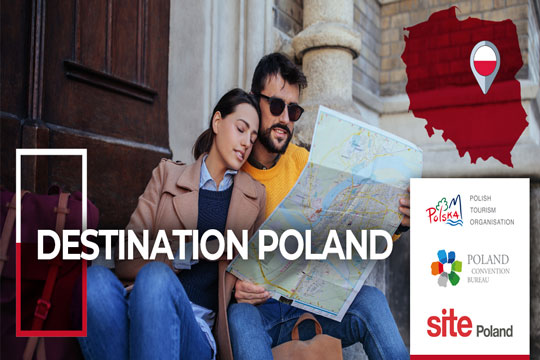 Destination Poland – a new source of information about incentive travel in Poland