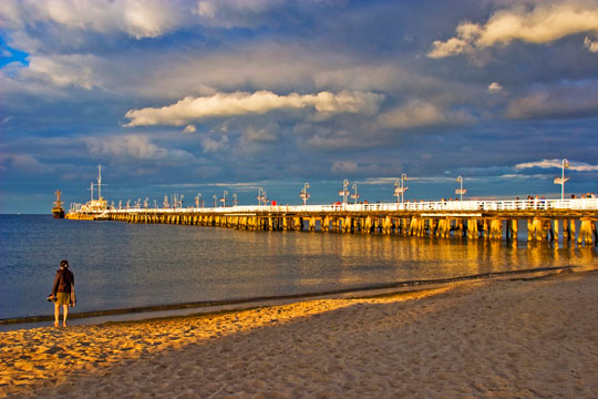 Sopot- the Jewel of the Baltic riviera