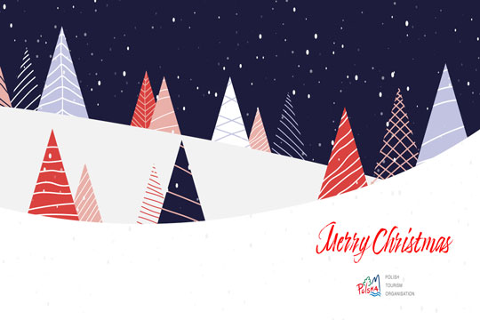 Merry Christmas from the Polish Tourism Organization
