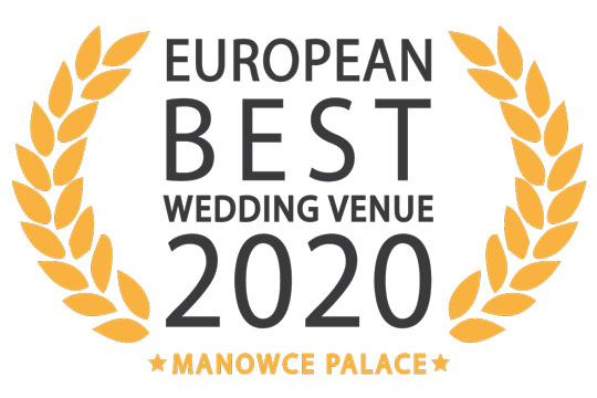 Manowce Palace voted Best Wedding Venue in Europe