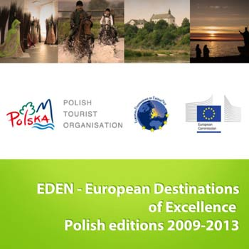 EDEN - European Destinations of Excellence Polish editions 2009-2013