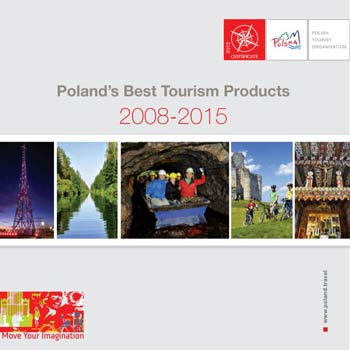 The Best Tourism Products 2008-2015