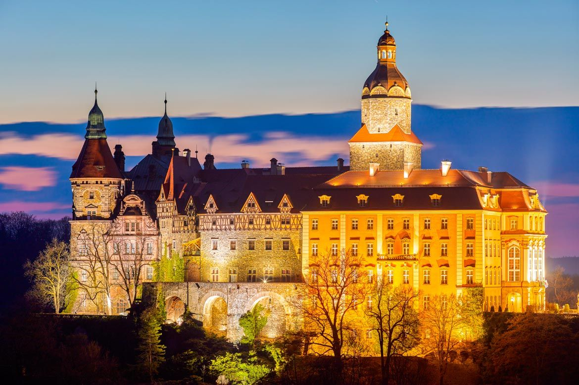 Ksiaz Castle, The Pearl Of Lower Silesia