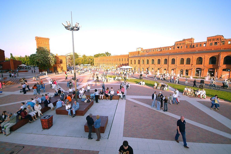 לודז' עיר רב תרבותית