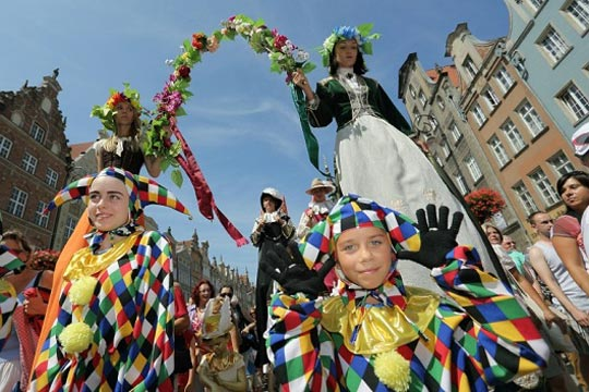 Do not miss St Dominic's Fair in Gdansk