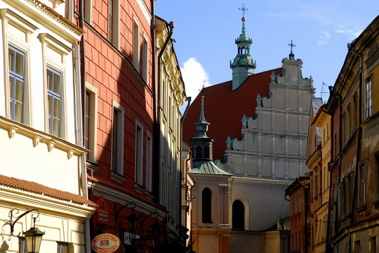 Escape the crowds and discover a hidden gem with a getaway to Lublin