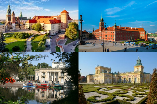 Four royal residences to visit for free in November!