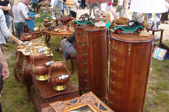 Flea Markets In Poland Where To Look For The Real Treasures