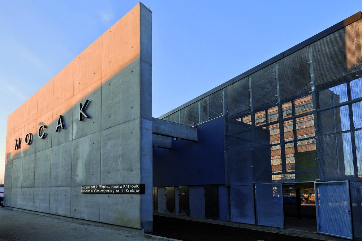 MOCAK Museum of Contemporary Art