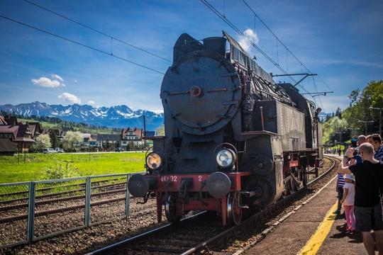 Стоит увидеть - ретропоезда в Польше