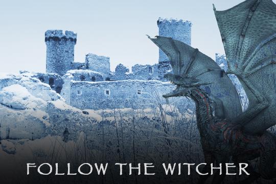 Посети наш край, родом из которого Ведьмак