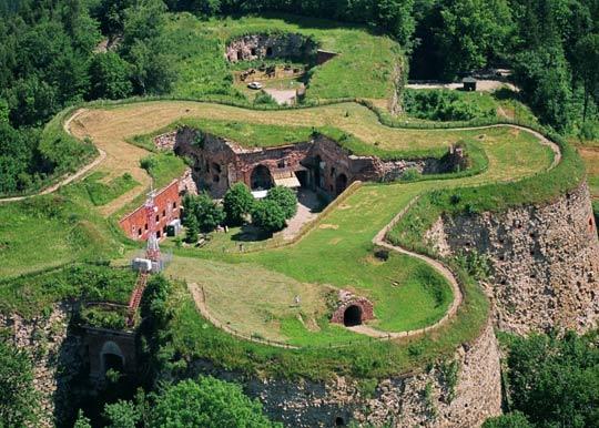 Идея для поездки в Польшу - подземные сокровища Нижней Силезии