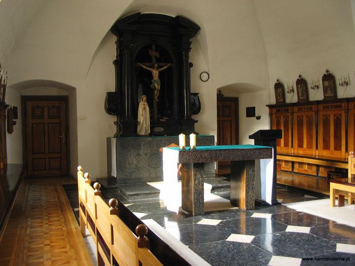 poland Czerna - Monastery of the Discalced Carmelites